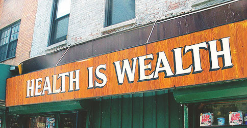 health-wealth