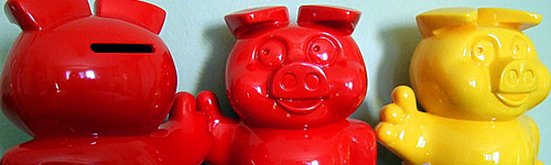 piggy bank personal finance Simple Personal Finance For Everyone