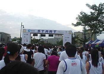 starting-line