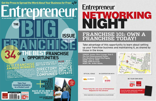 entrepreneur franchise The Best Franchise Businesses in The Philippines