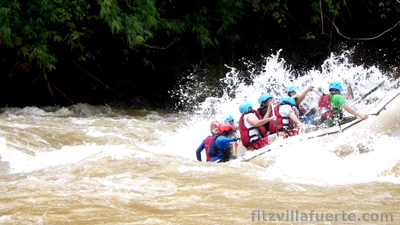 Life Lessons From White Water Rafting In Cagayan De Oro