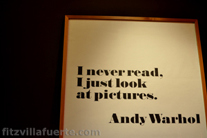 Andy Warhol 20 Quotable Quotes To Inspire and Motivate You This Week