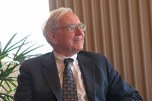 warren buffett On Warren Buffett, Money and Living A Happy, Simple Life