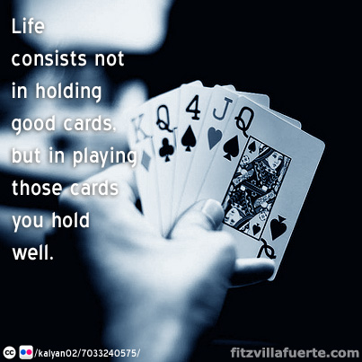 cards Inspirational Quotes #1: Roosevelt, Roddick, Sugar Ray and more