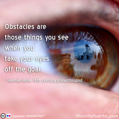 eyes goal Inspirational Quotes #1: Roosevelt, Roddick, Sugar Ray and more