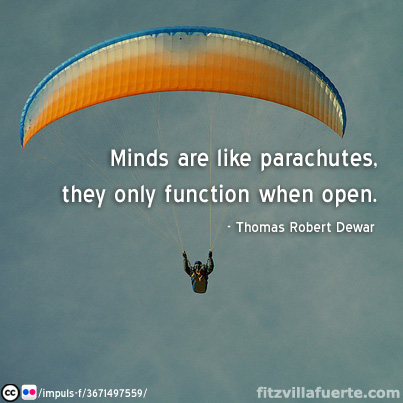 parachute Inspirational Quotes #1: Roosevelt, Roddick, Sugar Ray and more