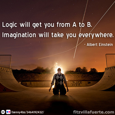 imagination Inspirational Quotes #2: Albert Einsten, Dale Carnegie, Jim Rohn and more
