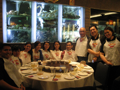 jumbo seafood My IMG Convention Experience in Singapore