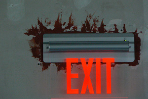 exit sign Early Business Mistakes That Entreprenuers Must Avoid