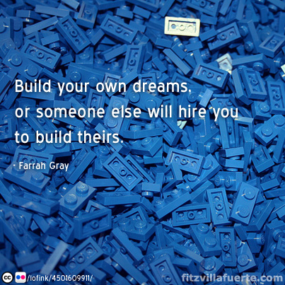 build Inspirational Quotes #5: Zig Ziglar, Mark Amend, Farrah Gray and more