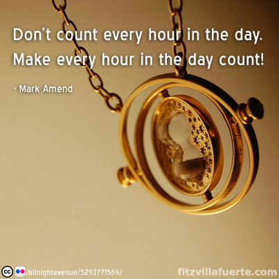 hours Inspirational Quotes #5: Zig Ziglar, Mark Amend, Farrah Gray and more