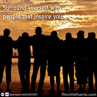 inspire Inspirational Quotes #5: Zig Ziglar, Mark Amend, Farrah Gray and more