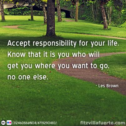 responsible Inspirational Quotes #5: Zig Ziglar, Mark Amend, Farrah Gray and more