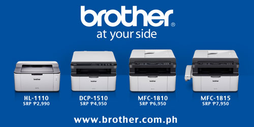 Brother Monolaser Printer Line Brother Philippines Rolls Out HL 1110 Printer with 10 For Tokyo! Challenge