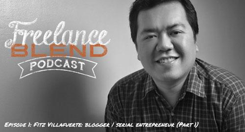 Fitz fbp On Serial Entrepreneurship, Blogging and Freelancing