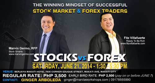 Stocks vs Forex Seminar