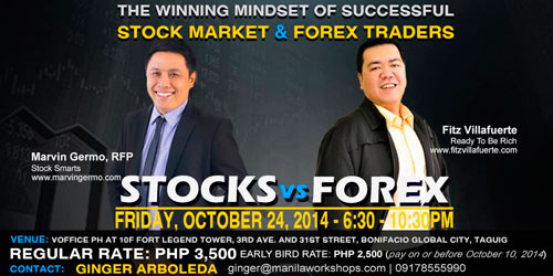Mark so forex seminar