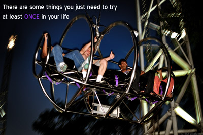 GX 5 Xtreme Swing Allow Yourself To Be Uncomfortable
